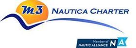 M3 Nautica Charter logo