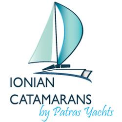 IONIAN CATAMARANS by Patras Yachts logo