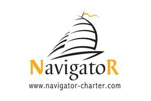 Navigator Dalmatia Charter logo